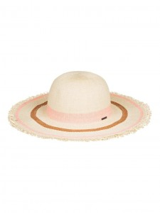 Kapelusz damski Roxy SOUND OF THE OCEAN Straw Capeline Sun Hat