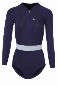 Pianka damska Saint Jacques Wetsuit JADE BLUE 3/2 mm